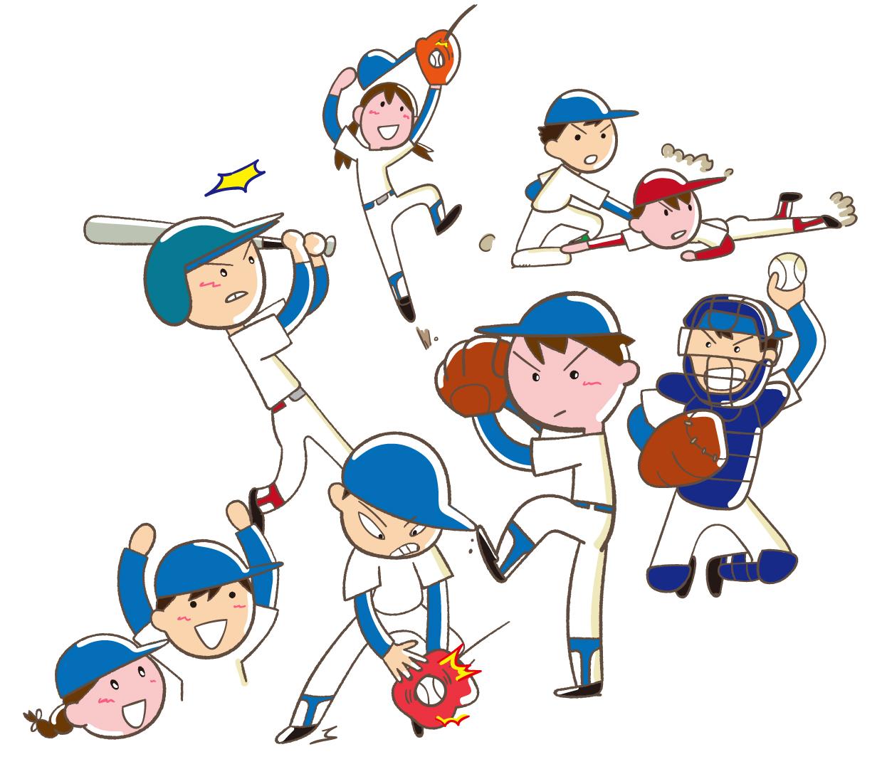 はじめての草野球 一人でも多くチームメンバーを集める方法's image