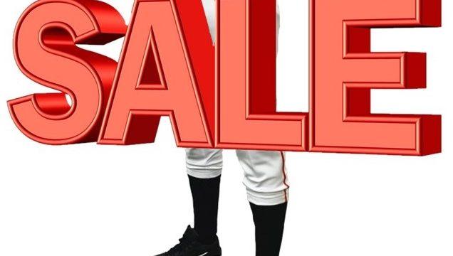 既製品よりも安い?オーダー野球ユニフォームのパンツはお得!