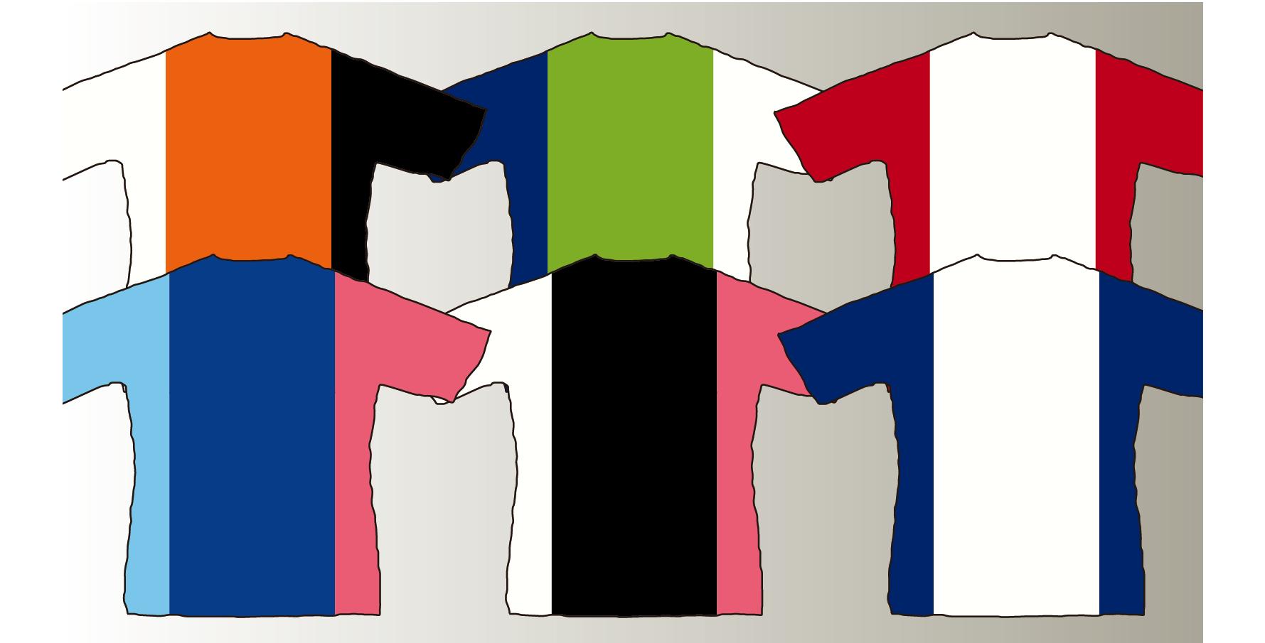 野球ユニフォーム 【同じ配色なのに印象が変わる】デザインパターンのアレンジを解説's image