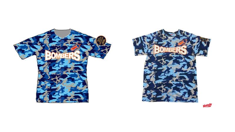 栄BOMBERS様のシャツ(表)