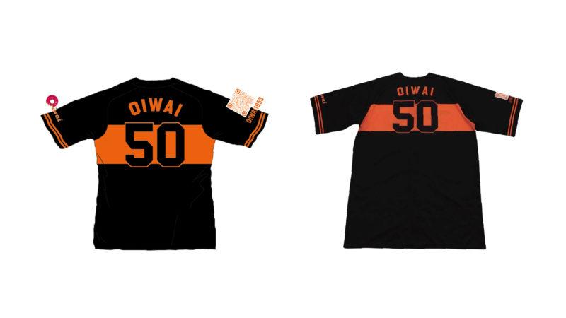 OIWAI様のシャツ(裏)