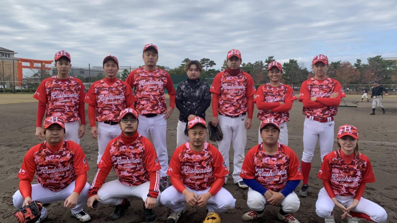 Hashimoto BASEBALL CLUB様