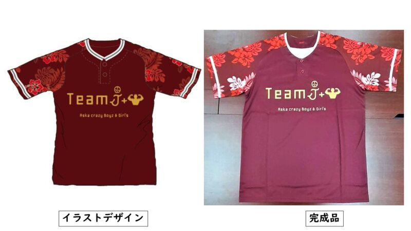 Team J様