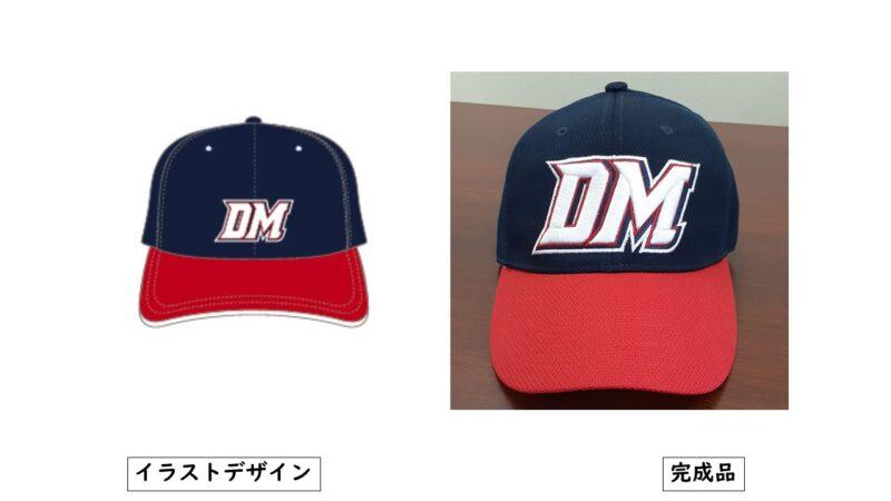 DM-Minors様のキャップ